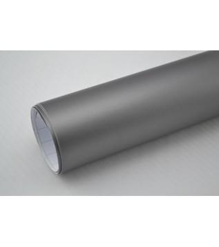 Mattgrå vinylfolie(30 meter)