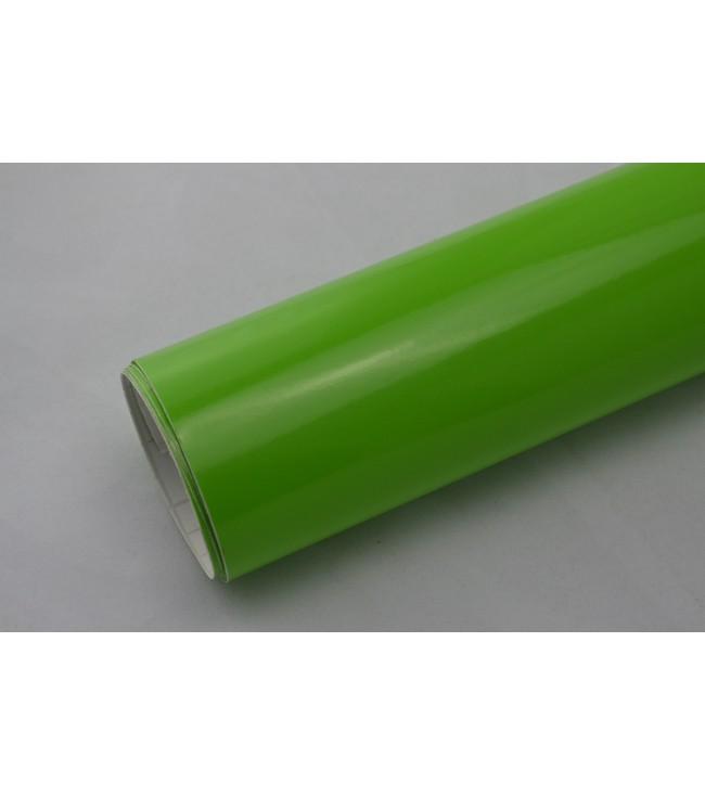 Blank äppelgrön vinylfolie(30 meter)