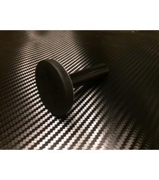 Magnet med gummisula
