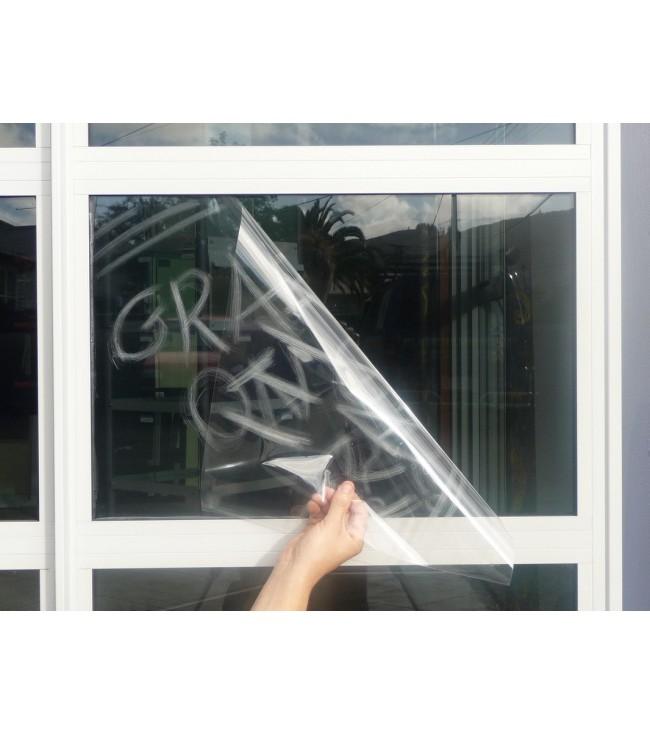 Anti graffiti skyddsfilm 1.52 x 30 m