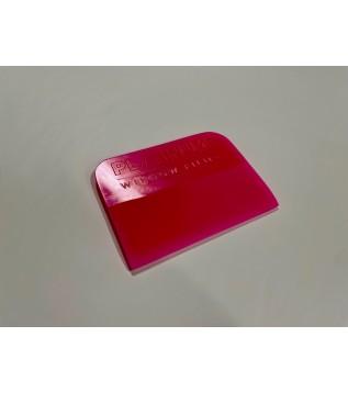 Platinum pink squeegee 10 cm