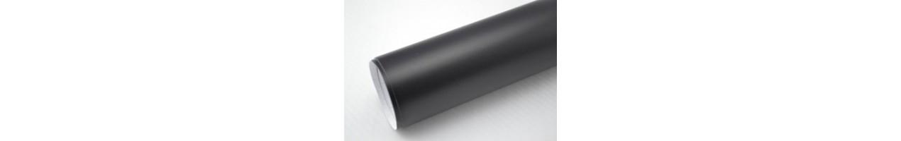 Mattsvart vinylfolie - Bilfoliering - Vinyl - Folie