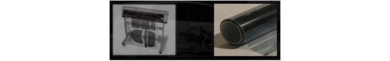 Färdigskuren solfilm till bilen - Lägst pris och snabb leverans