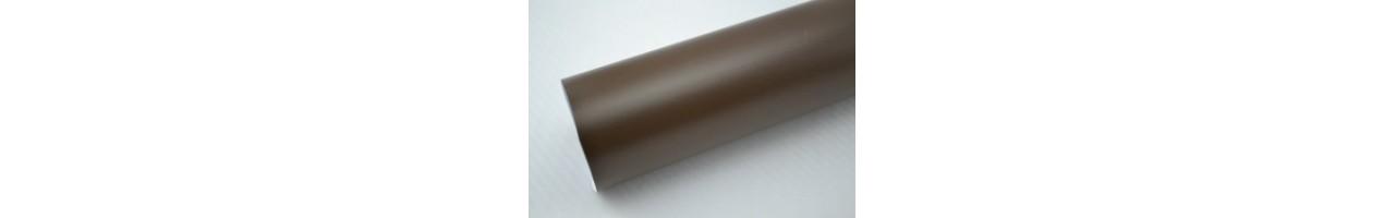 Mattbrun vinylfolie - Bilfoliering - Vinyl - Folie