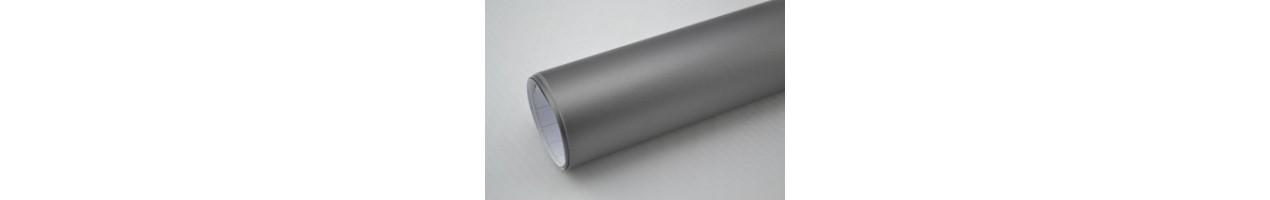 mattgrå vinylfolie - Bilfoliering - Vinyl - Folie