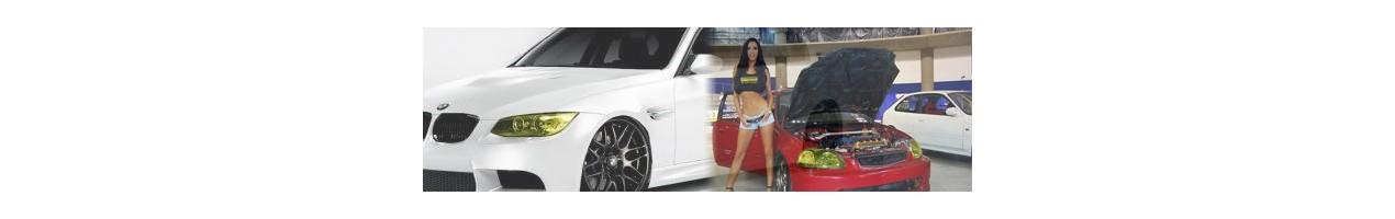 Strålkastarfilm till bilens strålkastare | Köp lyktfilm online hos oss