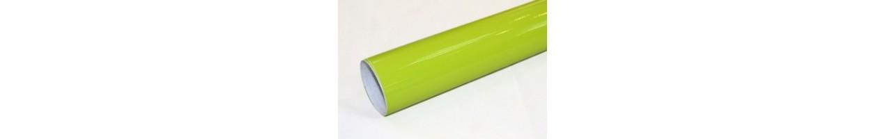 Blank äppelgrön vinylfolie - Bilfoliering - Vinyl - Folie
